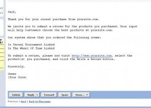 Autoresponder+ Email